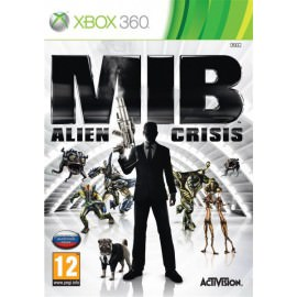 Men in Black: Alien Crisis (Xbox 360)