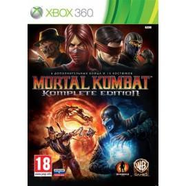 Mortal Kombat. Komplete Edition (Xbox 360)
