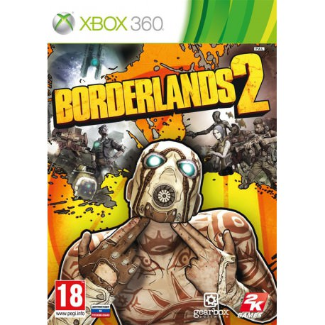 Borderlands 2 Day One Edition (Xbox 360)