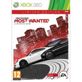Need for Speed: Most Wanted. (Xbox 360)