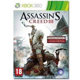 Assassin's Creed III. Special Edition (Xbox 360)