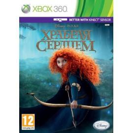 Disney: Храбрая сердцем (с поддержкой Kinect) (Xbox 360)