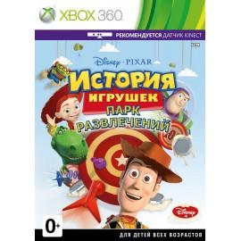 Disney История Игрушек. Парк развлечений (с поддержкой Kinect) (Xbox 360)