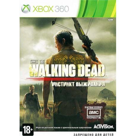 The Walking Dead. Инстинкт выживания (Xbox 360)