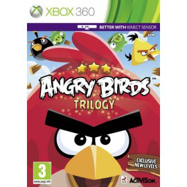 Angry Birds Trilogy (Kinect)(Xbox 360)