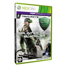 Tom Clancy's Splinter Cell Blacklist. Upper Echelon Edition (Xbox 360)