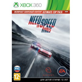 Need for Speed Rivals. Limited Edition (Xbox 360)