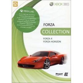 Forza 4 + Forza Horizon + 14 Дней Live Gold (Xbox 360)
