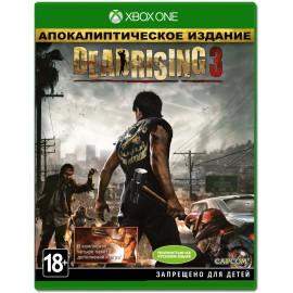 Dead Rising 3 Апокалиптическое издание (Xbox One)