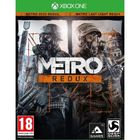 Metro Redux (Xbox One)