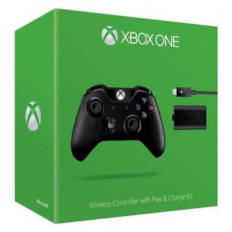 Беспроводной геймпад (джойстик) Xbox One (W2V-00007)