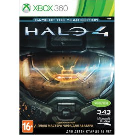 Halo 4. Game of the Year Edition (Xbox 360)