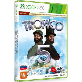 Tropico 5 + Дополнения (Xbox 360)