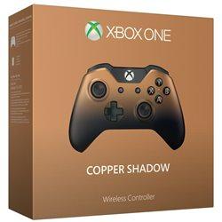 Беспроводной геймпад (джойстик) Xbox One Shadow Copper (GK4-00033)