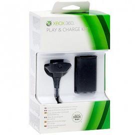 Зарядное устройство Xbox 360 Play and charge kit