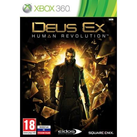 Deus Ex Human Revolution (Хbox 360)