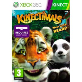 Kinect Animals (Kinectimals) Now with Bears! (Xbox 360)