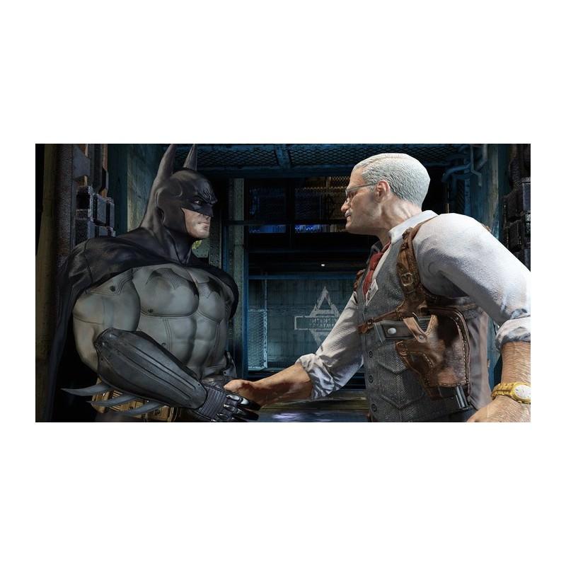 Batman arkham asylum game of the year edition скачать игру