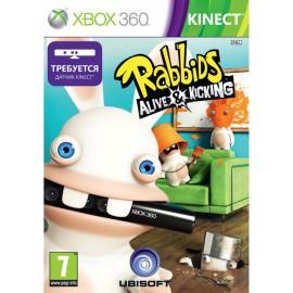 Raving Rabbids Alive & Kicking (Xbox 360)