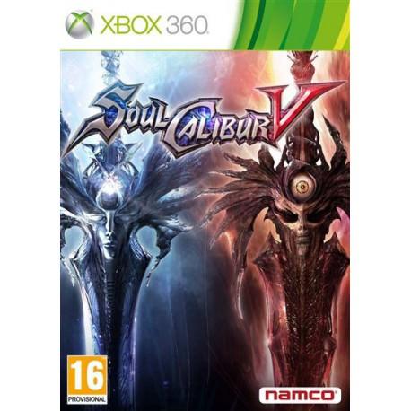 SoulCalibur V (Xbox 360)