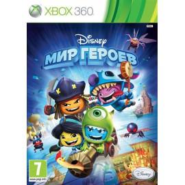 Disney. Мир героев (Xbox 360)
